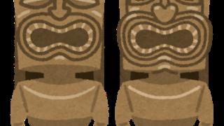 ポリネシアの神